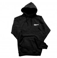 Montana Hoody Small Logo Black/White